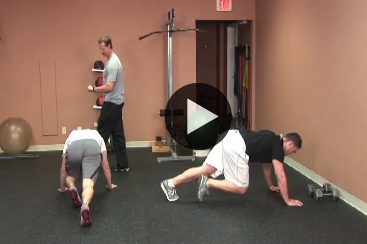 Body Symmetry Transformation Part 6: Whole Body Strength Training