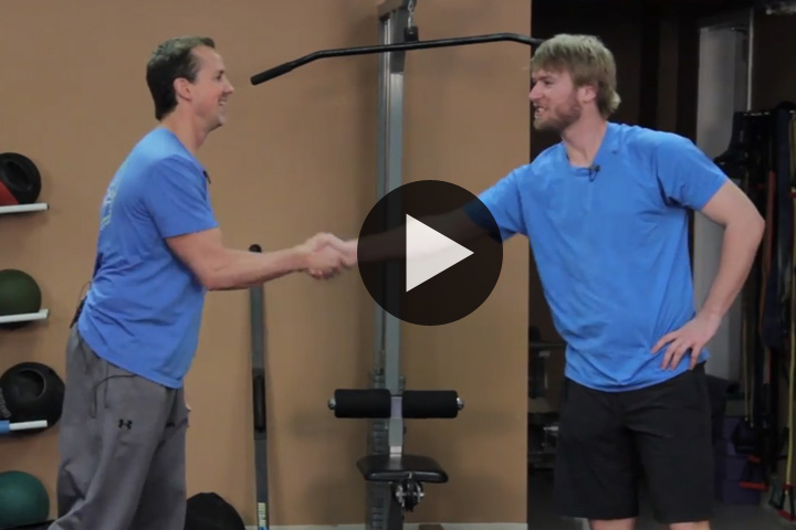 Upper Body Exercises for Pitchers with Eric Jokisch