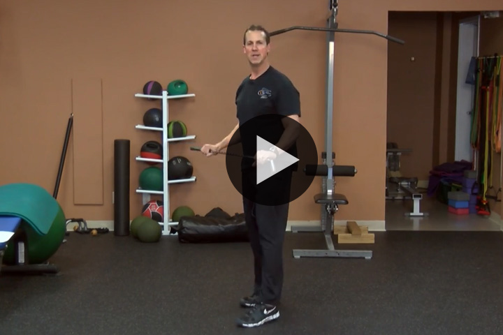 Stretches for Golfers